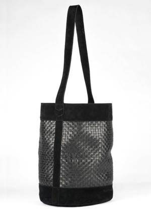 BonVivantBags - saco grande Sabah Negro