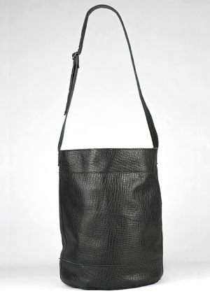 BonVivantBags - saco grande Sabah Negro 002